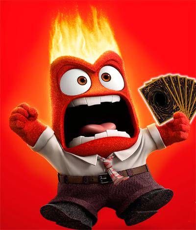 Yugioh Anger