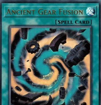 Ancient Gear Fusion