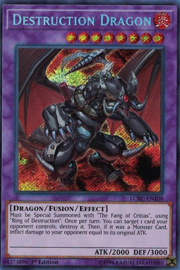 Destruction Dragon