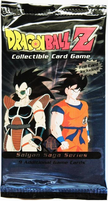 Dragon Ball Z CCG Red Style Mastery! Buu Saga!!