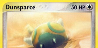 Dunsparce - Sandstorm