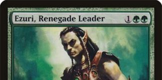 Ezuri Renegade Leader