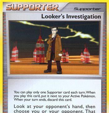 Looker's Investigation