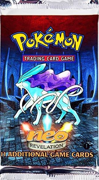 Pokemon Neo Revelation Uncommon Card #61//64 Healing Field
