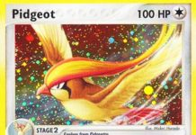 Pidgeot FireRed & LeafGreen