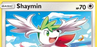 Shaymin - Ultra Prism