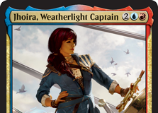 Jhoira, Weatherlight Captain