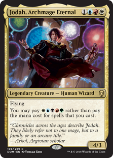 Jodah, Archmage Eternal