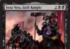 Josu Vess, Lich Knight