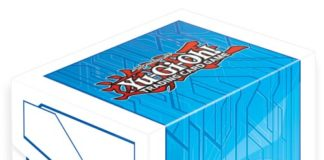 Kaiba Corporation Deck Case
