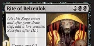 Rite of Belzenlok