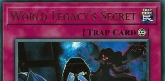 World Legacy's Secret