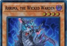 Ahrima, the Wicked Warden