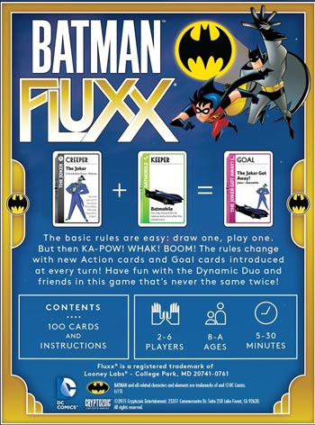 Fluxx Box Back