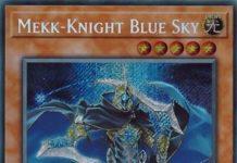 Mekk-Knight Blue Sky