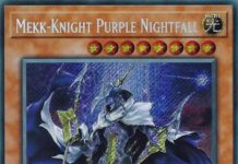 Mekk-Knight Purple Nightfall