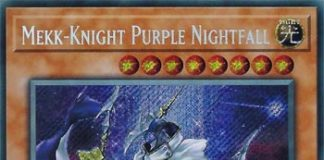 Mekk-Knight Purple Nightfall