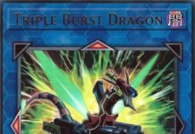 Triple Burst Dragon