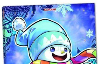 Yu-Gi-Oh! Advent Calendar