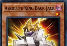 Absolute King Back Jack