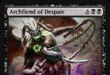 Archfiend of Despair