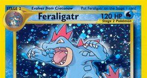 Feraligatr - Neo Genesis