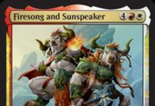 Firesong and Sunspeaker
