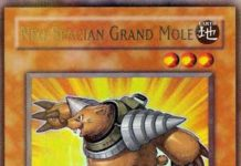 Neo Spacian Ground Mole