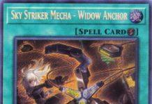 SKY STRIKER MECHA - WIDOW ANCHOR