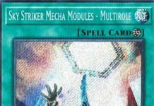 Sky Striker Mecha Modules - Multirole