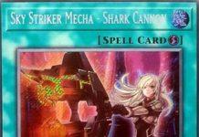 Sky Striker Mecha - Shark Cannon