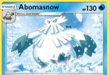 Abomasnow - Ultra Prism