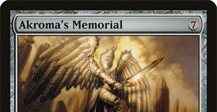 Akroma's Memorial