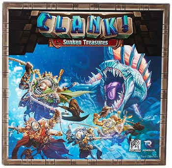 Sunken Treasures Clank!