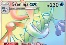 Greninja-GX