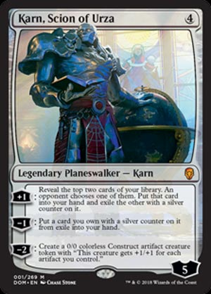 Karn, Scion of Urza