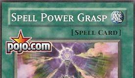 spell power grasp