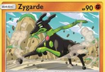 Zygarde (Forbidden Light FLI 71)