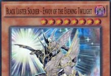 Black Luster Soldier--Envoy of the Evening Twilight