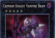 Crimson Knight Vampire Bram