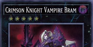 Crimson Knight Vampire Bram