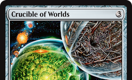 Crucible of Worlds