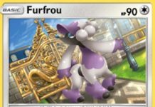 Furfrou Forbidden Light