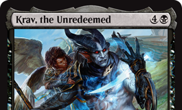 Krav, the Unredeemed