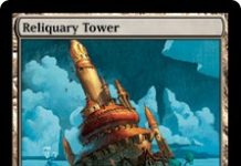 Reliquary Tower