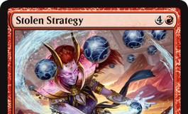 Stolen Strategy