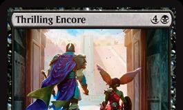 Thrilling Encore