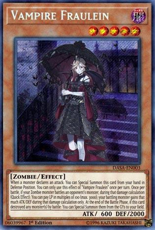 Vampire Fraulein