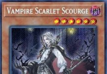 Vampire Scarlet Scourge