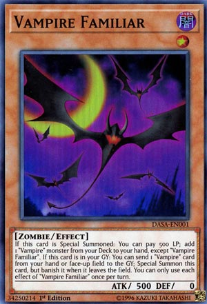 Vampire Familiar
